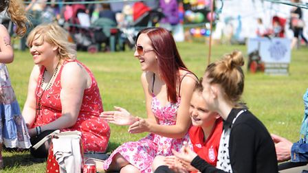 Beccles Rose May Fete 2014 at Ringsfield Village Hall.Picture: James Bass