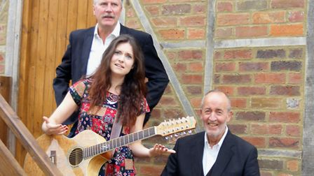 Mike Hurst and the Springfields will be performing at Beccles Public Hall.