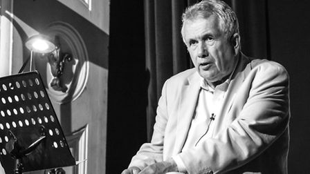 Martin Bell OBE, will be giving a talk at Beccles Public Hall.
