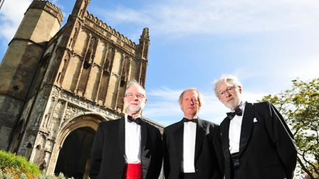 Friends of St Michael's church, Beccles are holding a fundraising evening for the South Porch Appeal