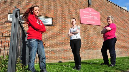 The Thirst Youth club based at St Luke's church, Beccles may be forced to close due to lack of funds
