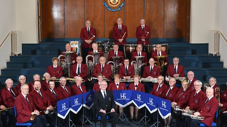 Beccles Friends in Harmony will be performing at Beccles Public Hall with special guests Norfolk Fel