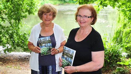 Daphne Warman and Marion Folkes have written a book on thee history of Brooke.