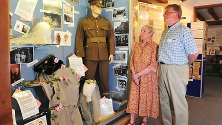 Beccles Museum has a new exhibition detailing the lives of people who lived in Beccles during The Fi