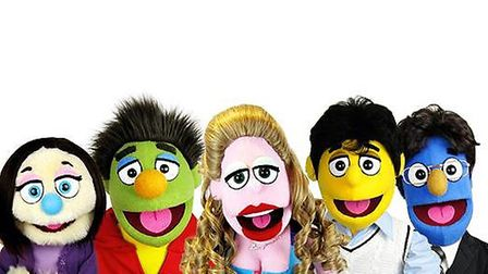 Avenue Q The Musical will hit Lowestoft's Marina Theatre next May.
