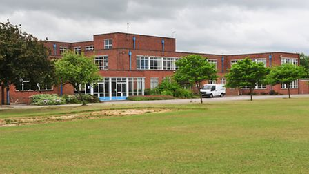 The site of the former Halesworth Middle School is where the long-awaited sports and leisure project