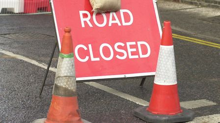 More roads have been closed in Beccles to install cables.