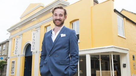 Michael Stannard has taken over as the new manager of the Bungay Fisher Theatre.