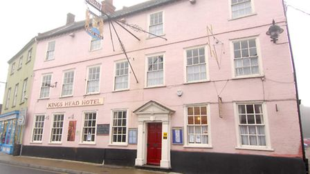 The King's Head in Bungay.
