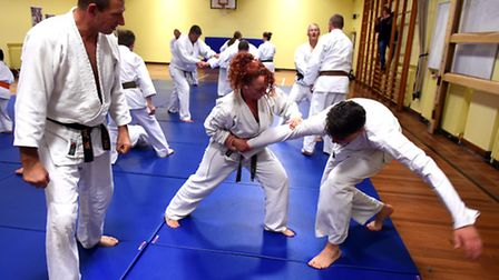 The Shukokai Karate Group hosting their annual Multi Styles Martial Arts charity and remembrance day