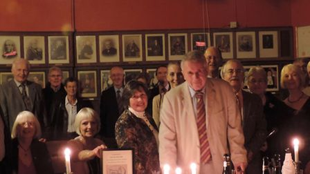 Martin Bell has been installed as a new patron of the Friends of St Michael's Church in Beccles.