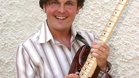 Kevin Dean will be at Beccles Public Hall.