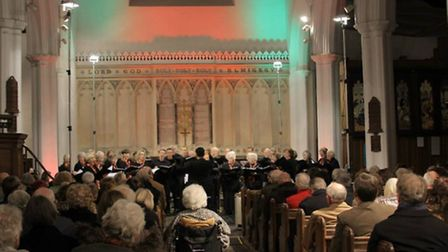 Bungay Choral Society will present their annual Christmas concert.