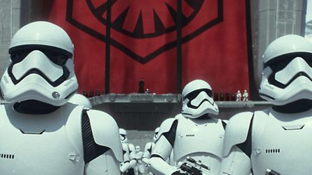 Star Wars: The Force Awakens. Picture by Lucasfilm 2015