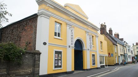 The Fisher Theatre in Bungay.