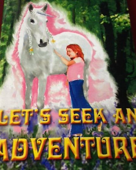 Lets Seek and Adventure by V A Radcliffe.