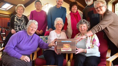 The Waveney Centre in Beccles is one of the EDP Community Chest winners. PHOTO: Nick Butcher