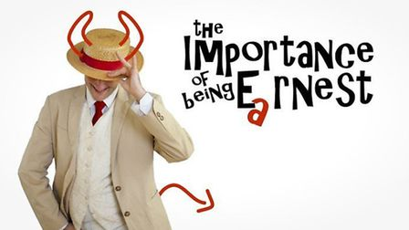 The Importance of Being Ernest will be on stage at the Fisher Theatre.