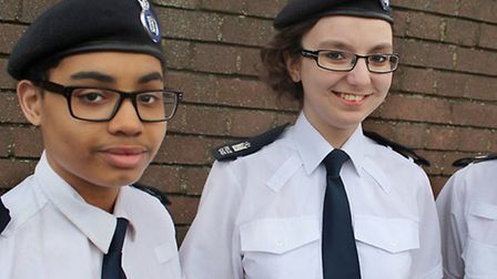 A new police cadet unit is going to be set up in Beccles