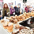 One of the stalls at last year's Beccles Food and Drink Festival.Picture: James Bass