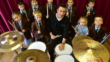 Henstead Old School drumming teacher Craig Bacon has been nominated for the best drummer award at th