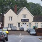 The outside of the new-look Beccles train station building. Picture: Nick Butcher