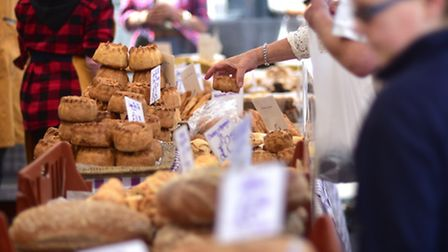 Beccles Food and Drink Festival. Picture: ANTONY KELLY