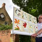 David Broom with illustrations by Molly Pagan who used to own the Beccles Museum building. The pictu