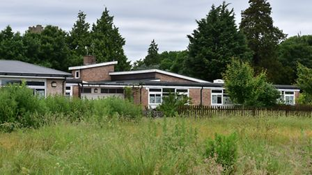 The former Worlingham Primary school on Rectory Lane.PHOTO: Nick Butcher