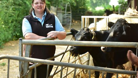 Norfolk farmer Helen Reeve has won a business bursary from the Prince's Countryside Fund and Land Ro