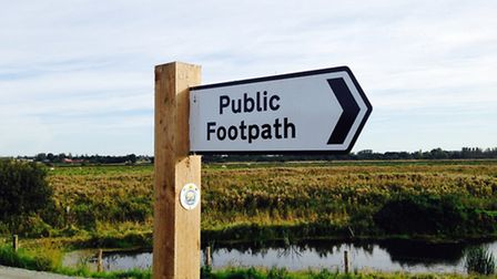 There will be a guided walk from Halesworth to Southwold.