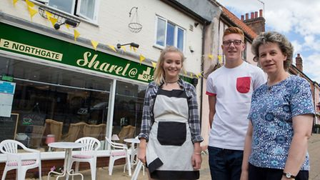 Sharel@step are appealing for more volunteers to help them expand. Picture: Lee Blanchflower