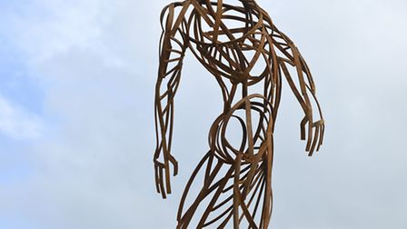 Sculpture by Tobias Ford