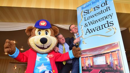 The Stars of Lowestoft and Waveney Awards are taking place on Monday.