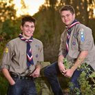 Mihai Ilie and Jacob Ismay are raising funds for a 25-day expedition to South Africa. PHOTO: Nick Bu