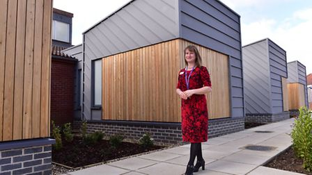 The Minsmere ward at Beccles hospital has been re-opened after a £1.65m refurbishment.Adele Madin, e