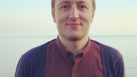 Joseph Young, local area coordinator in Beccles and Worlingham