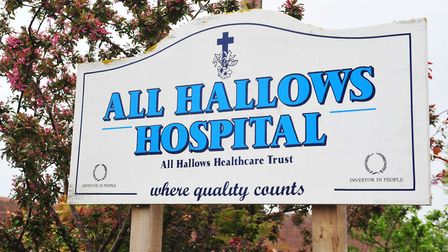 All Hallows Hospital in Ditchingham. Picture: Archant.
