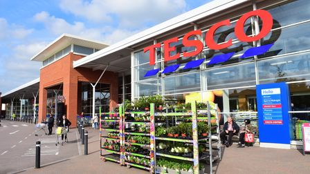 Tesco in Beccles