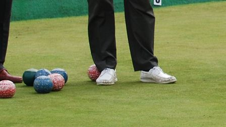 It's the Chairman's Shield at Bungay Bowls Club on Sunday. Picture: Archant