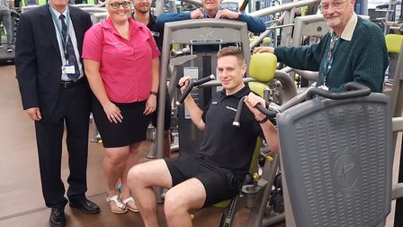 Bungay Pool and Gym is celebrating a 200,000 refurbishment with a free offer to local residents. Pho