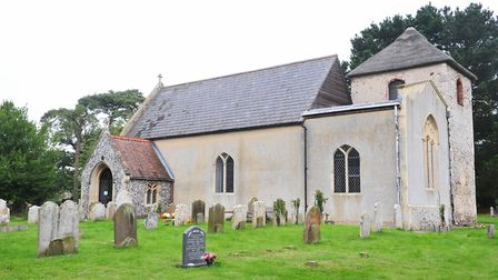 All Saints Church in Chedgrave. Picture: Nick Butcher.