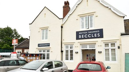 A craft market is being held at Beccles train station community rooms. Picture: Archant.