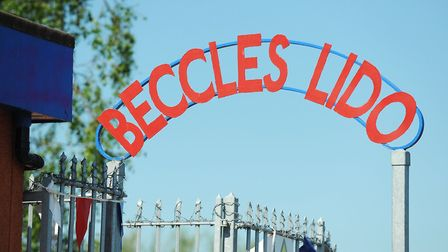 Beccles Lido has reached its £110,000 appeal. Picture: Archant.