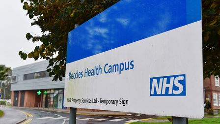 The medical centre is based at the Beccles Health Campus in St Mary's Road. Picture: Nick Butcher.