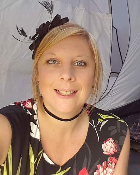 Becky Marsh is urging women to take up cervical screening invitations after she was treated for earl