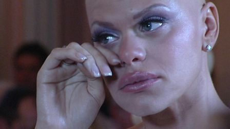 Jade Goody died from cervical cancer in 2009
