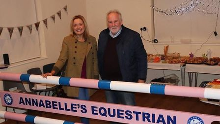 Annabelles Equestrian celebrates its one year anniversary. Photo: Vicky Collier.