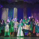 Robin Hood pantomime at Beccles Public Hall. Picture: Alan Lyall