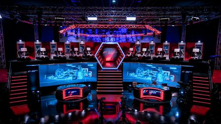 """F1 series: """"This year included the launch of a new F1 Esports Series. The first event was held in Lo"""